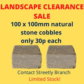 streetly clearance cobble
