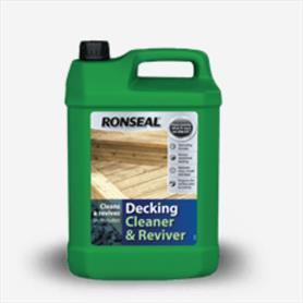 Ronseal decking cleaner