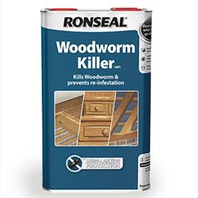 Ronseal Wood Worm Treatment
