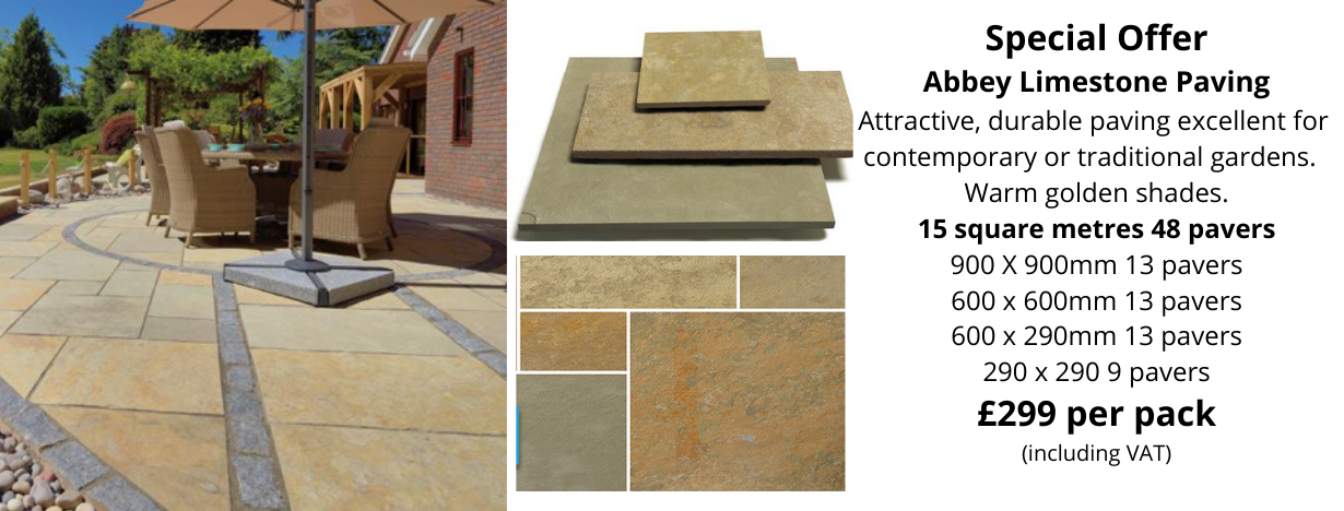 Abbey Paving Offer